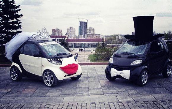 Bridal Car Ideas