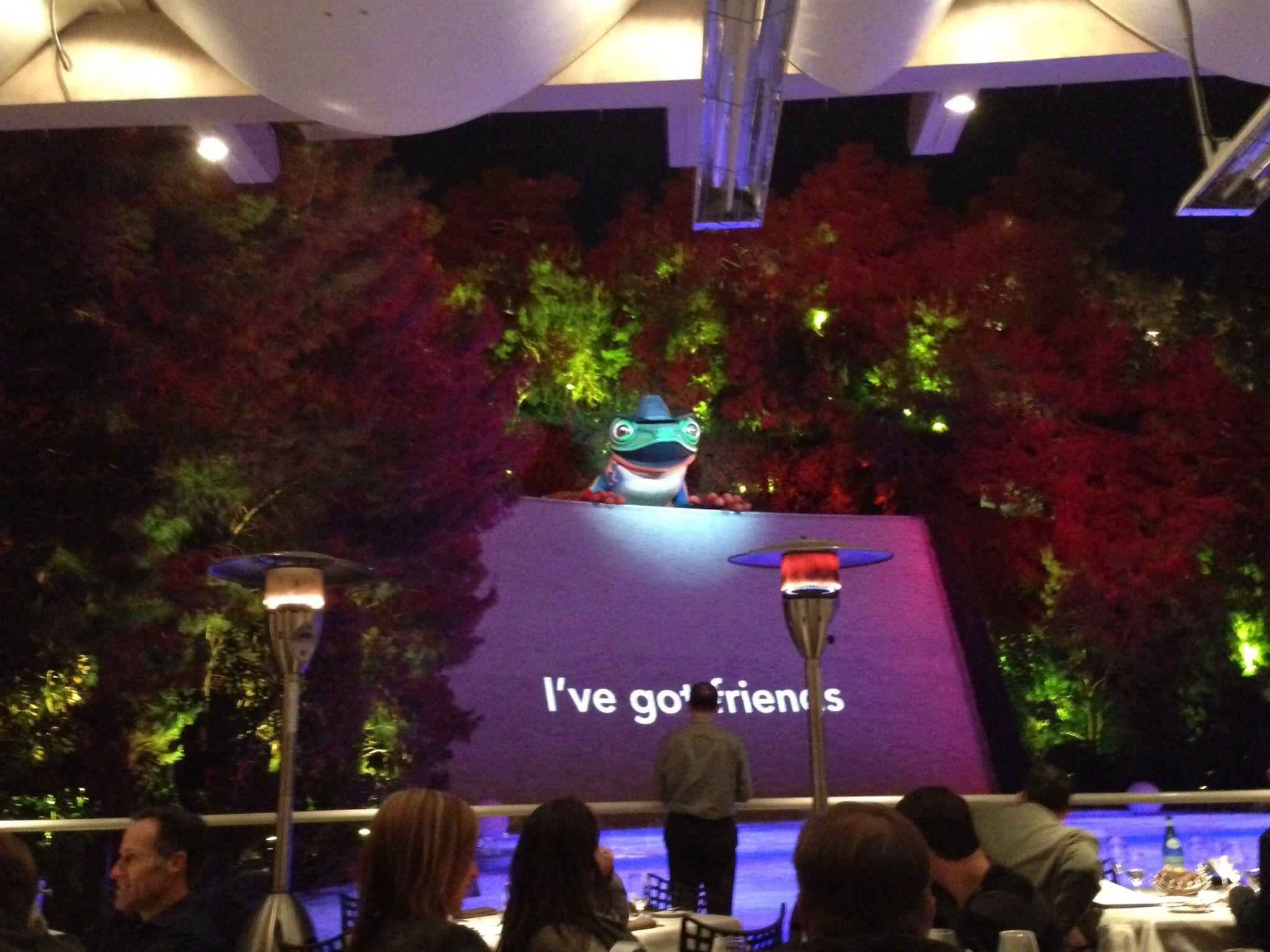 Parasol Down At The Wynn Las Vegas Lake Of Dreams Show Every 30