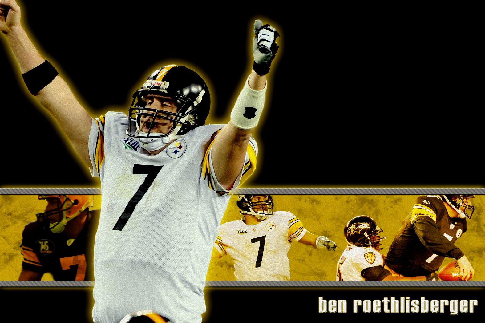 Big Ben Roethlisberger Wallpaper Steelers Girl Pittsburg Steelers Steelers Football