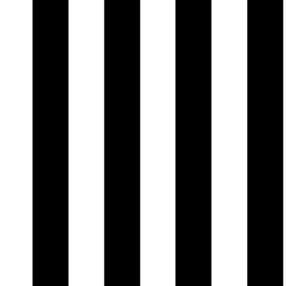 Best Graham Brown Black And White Monochrome Stripe Removable 400 x 300