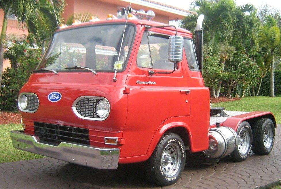 old trucks for sale | 1964 Ford Econoline Custom Truck | Cool rides ...