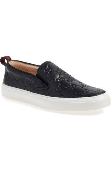 1cc79fb4e9fb Gucci  Skate  Slip-On Sneaker (Women) available at  Nordstrom ...