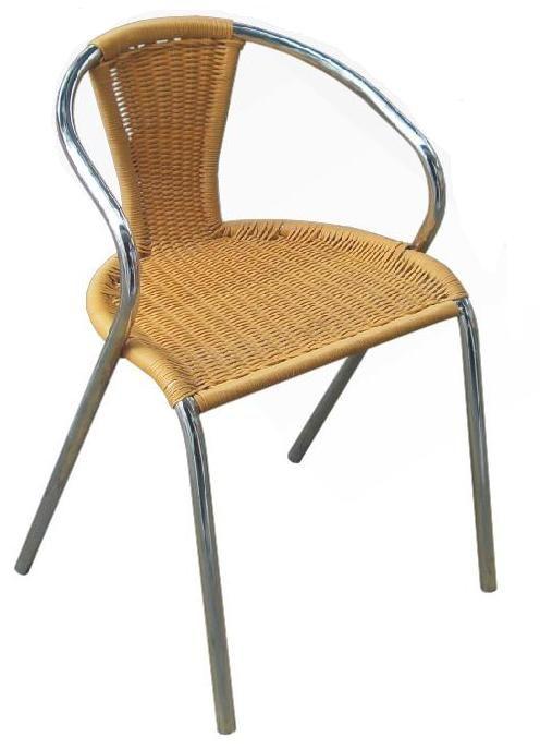 Sillas de mimbre patio de la casa con sillas de mimbre - Sillas de mimbre ...