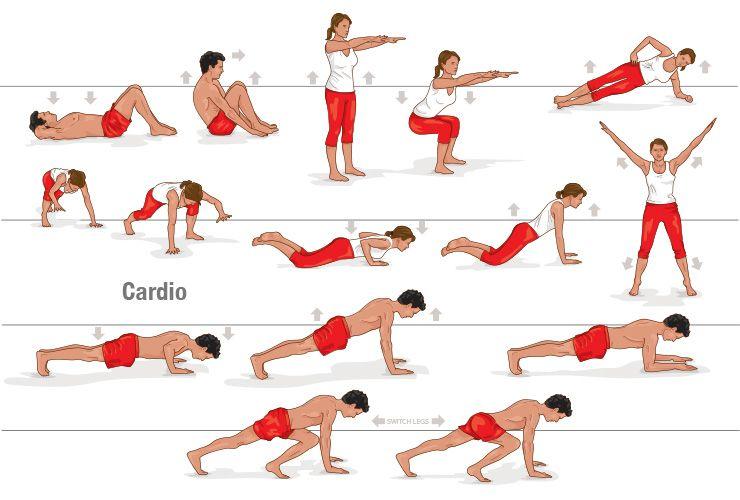Super 4 exercices simples pour un ventre plat | Flat belly, Exercises  BI15