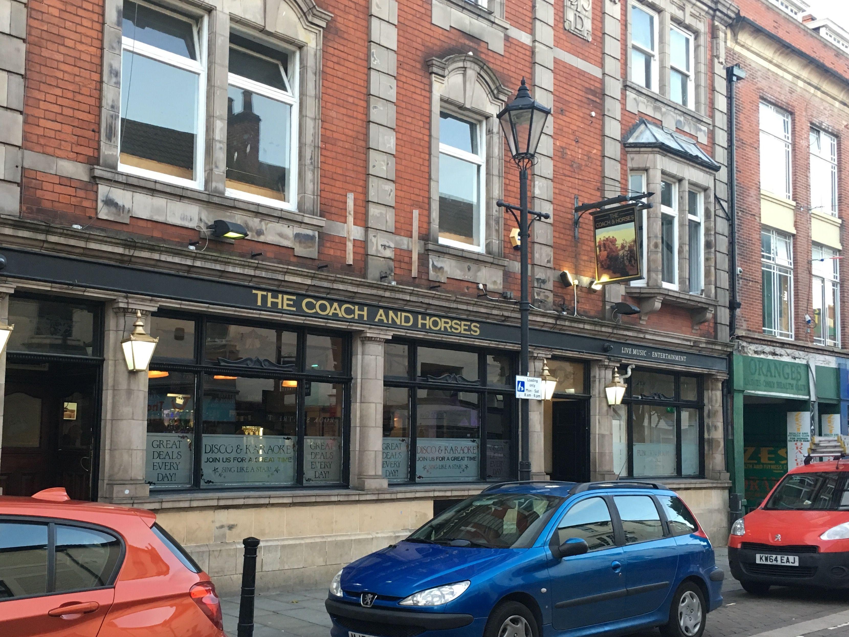 The Coach And Horses Doncaster Public House Pub Doncaster