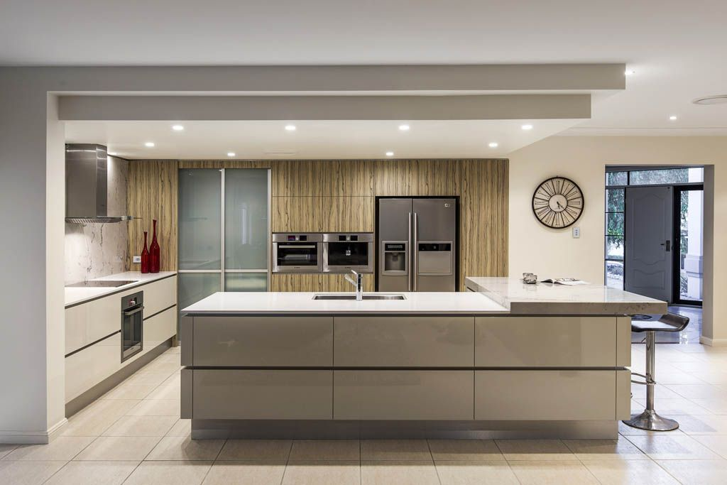 Designer Kim Duffin Ckd Cbd One Australia Most Awarded Designers Brisbane Kitchen Showroom Design Studio