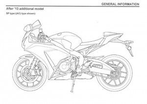 Free 2008 2014 Honda Cbr1000rr Service Manual Motorcycle Repair Honda Repair Manuals