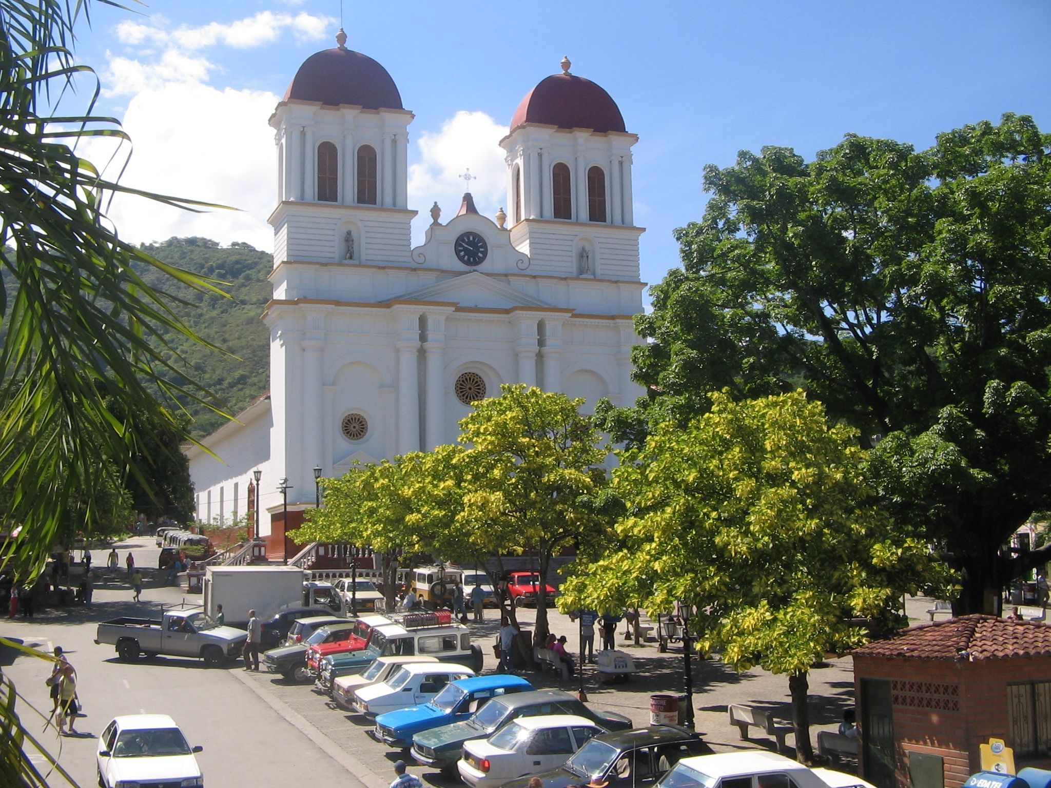 Occidente-Sopetrán  Antioquia-Colombia