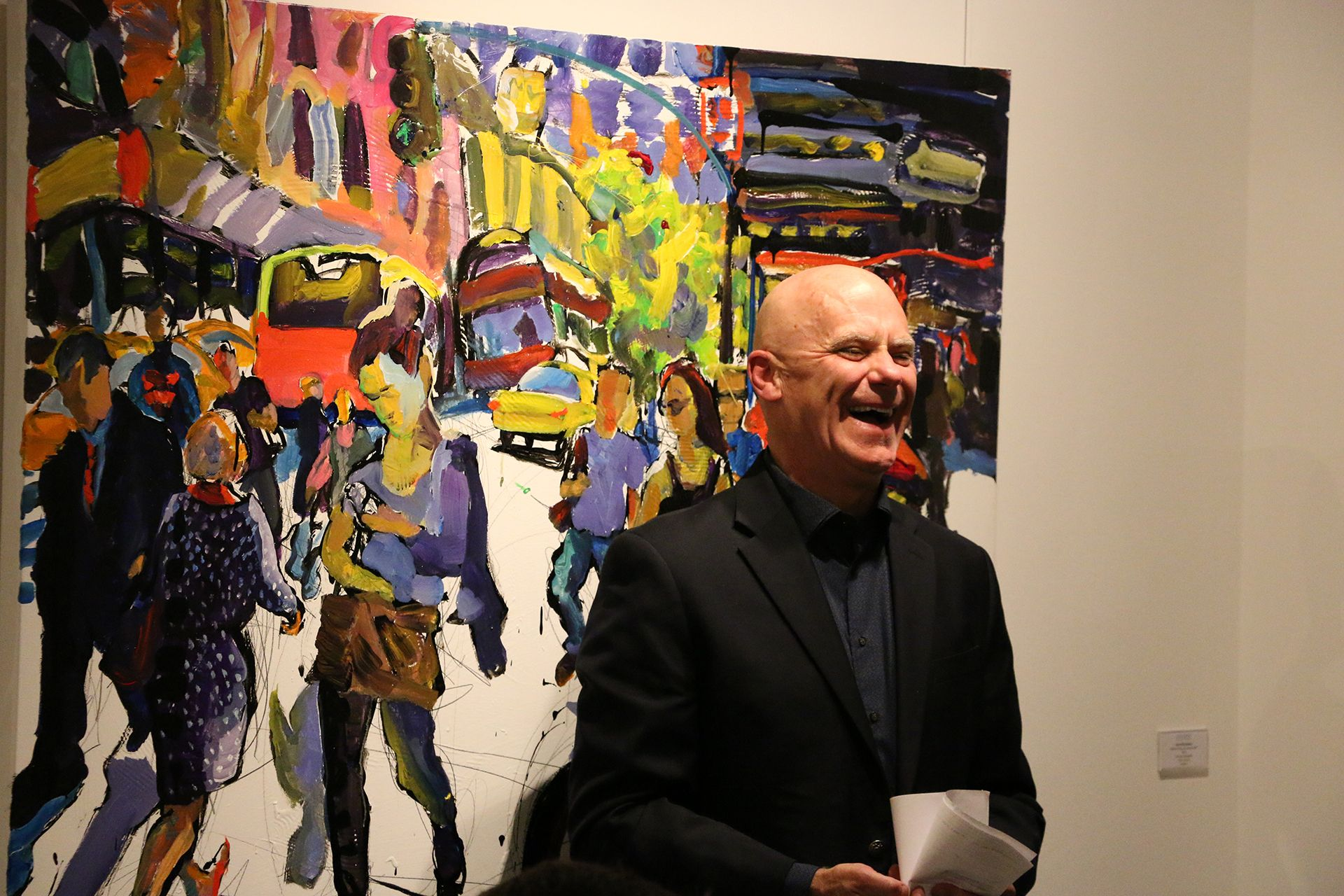Art Vernissage Dinner Event At Galerie Barbara Von Stechow Tom S Dinner Event Vons