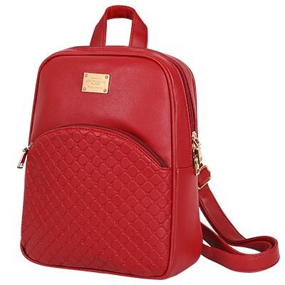 4264bdccdd vintage casual new style leather school bags high quality hotsale women  candy clutch ofertas famous designer brand backpack