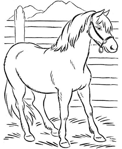 Coloring Book Our Pony Pal Peapup 6 Picasa Web Albums