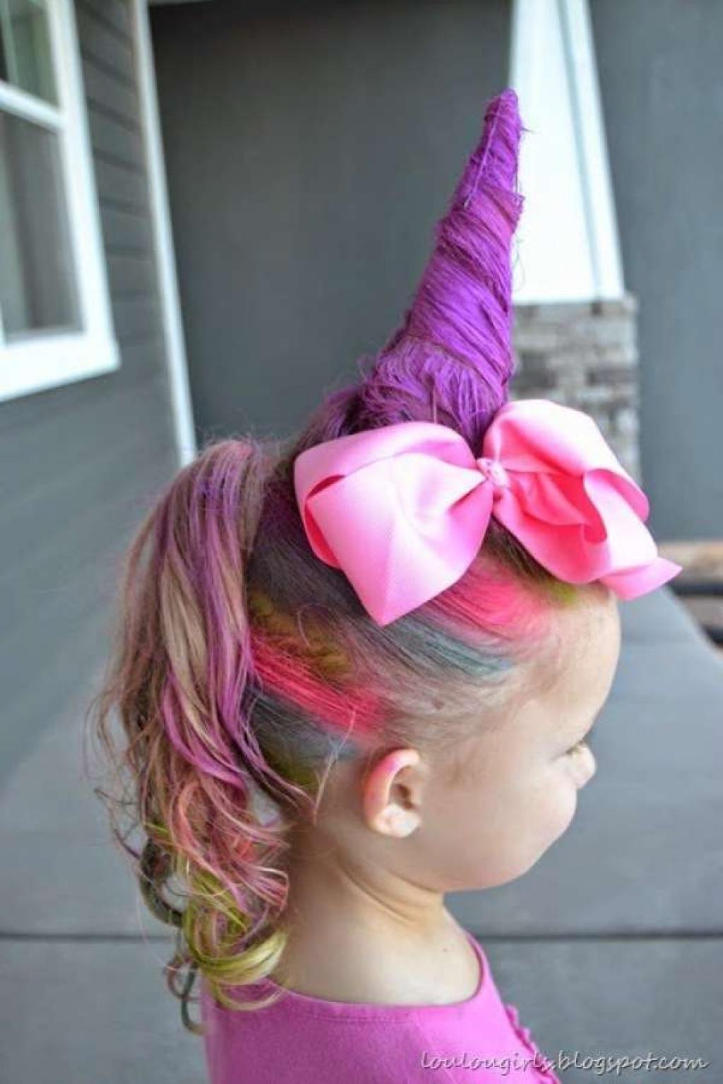 coiffures hilarantes pour enfants parfaites pour la journée de l