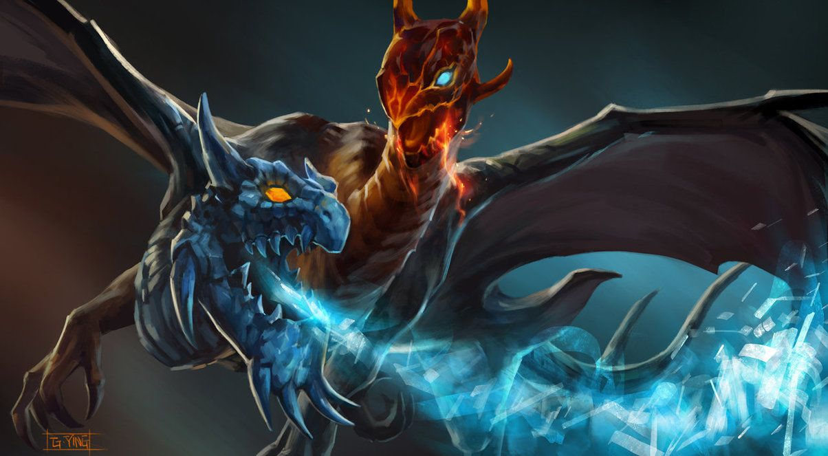Image result for twin head dragon