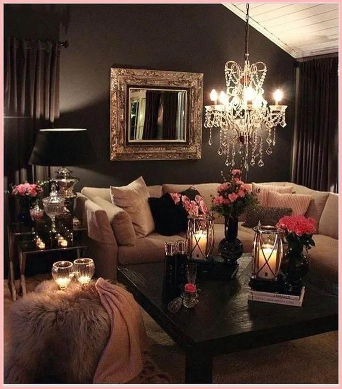 30 Beautiful Valentine Living Room Decor Ideas With Special Look In 2020 Shabby Chic Decor Living Room Shabby Chic Living Room Chic Living Room #shabby #chic #living #room #decor #ideas