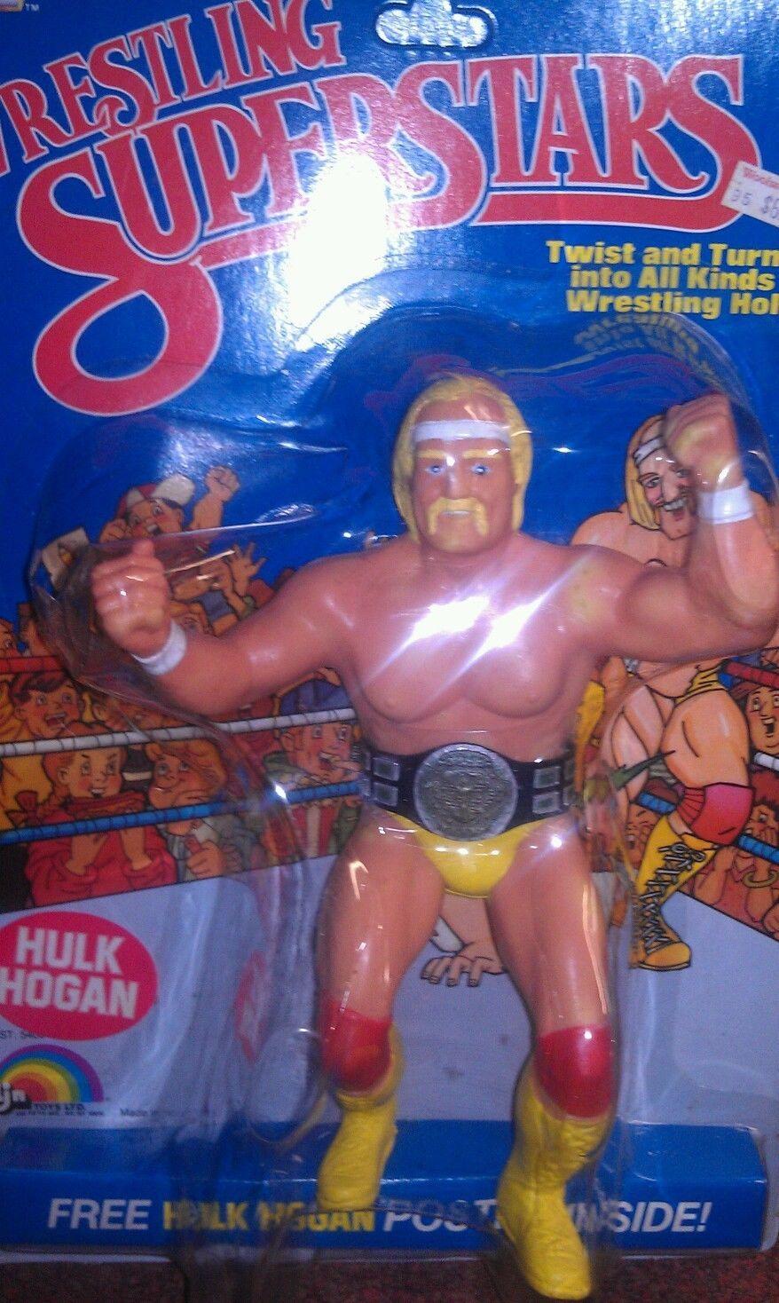 Original Hulk Hogan Action Figure Shop Clothing Shoes Online