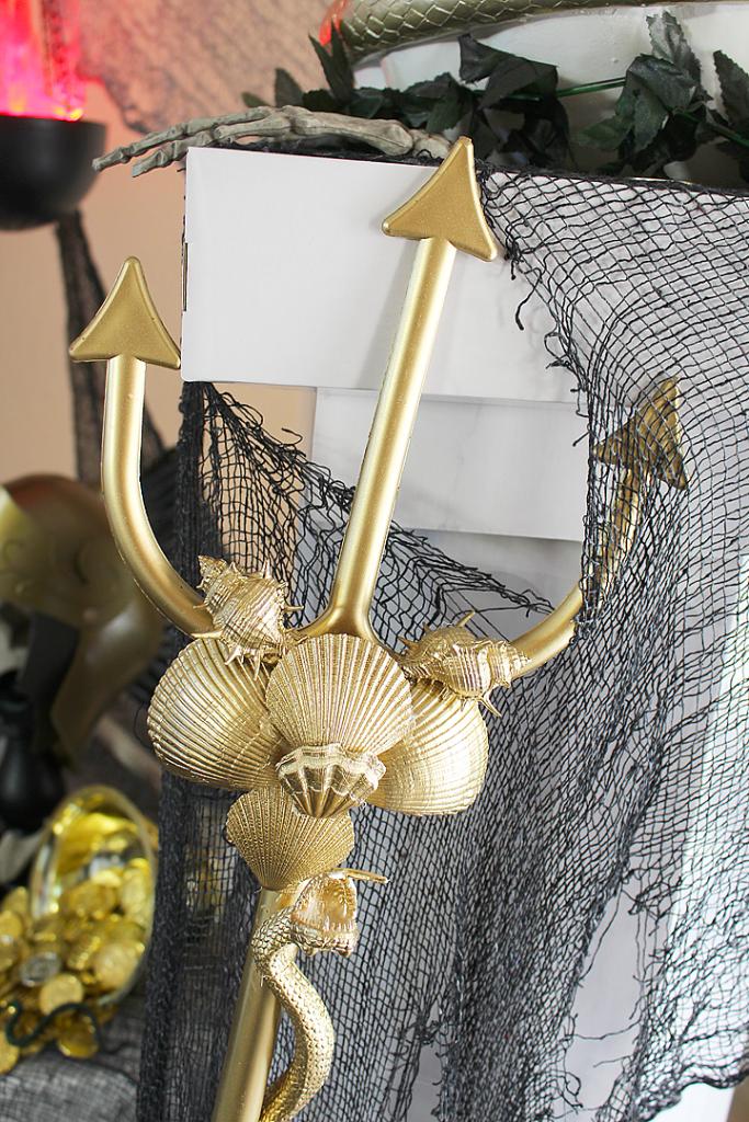 DIY Poseidon Trident