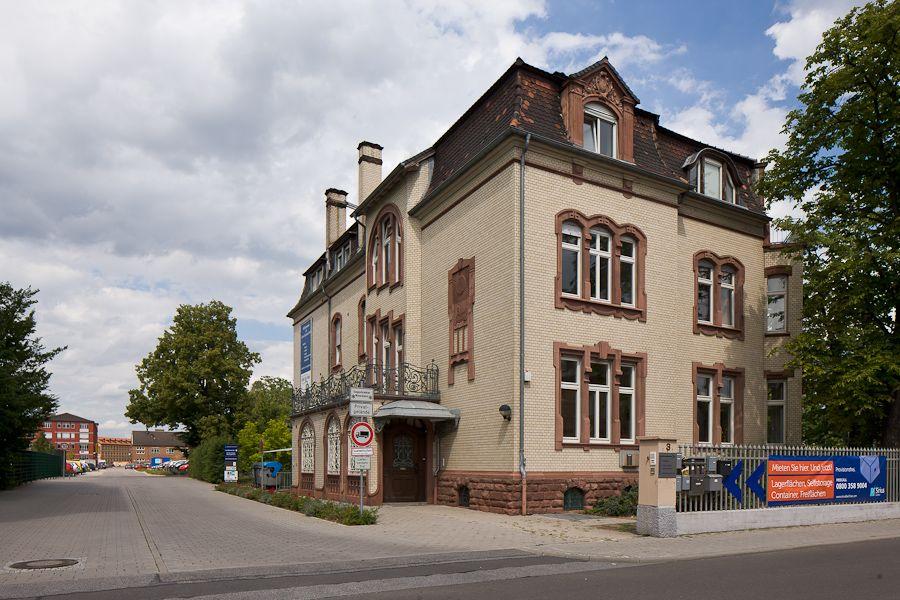 Sirius Business Park Mannheim