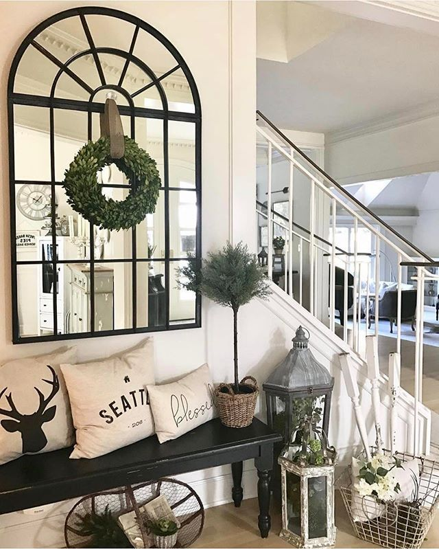 Front Entryway Decorating Ideas The Design Twins: Pin On Arms