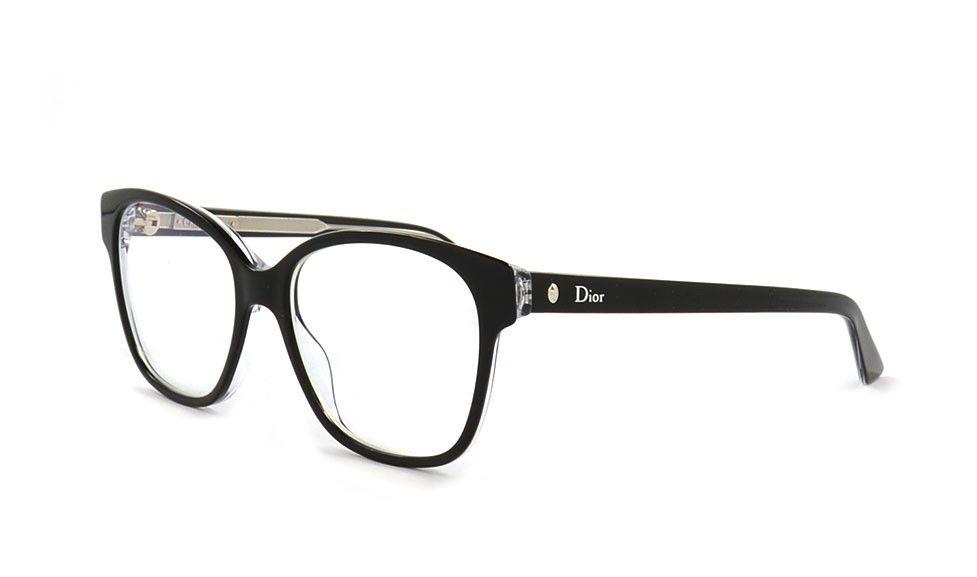 4b9f827487 Dior Montaigne 08 G99 53 Schwarz | Dior Brillen | Dior, Eyeglasses ...