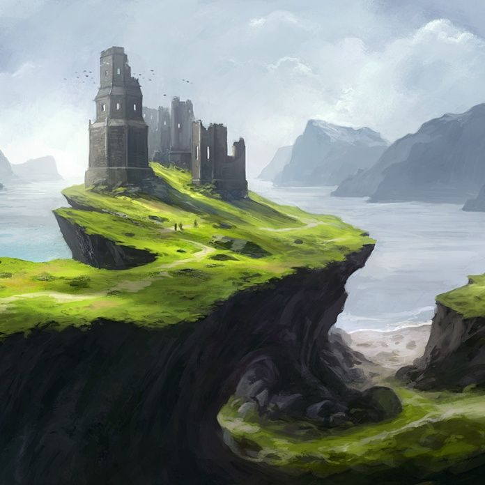 Forgotten Places by Andreas Rocha