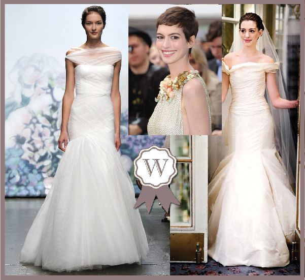 Anne Hathaway Wedding Dress 01
