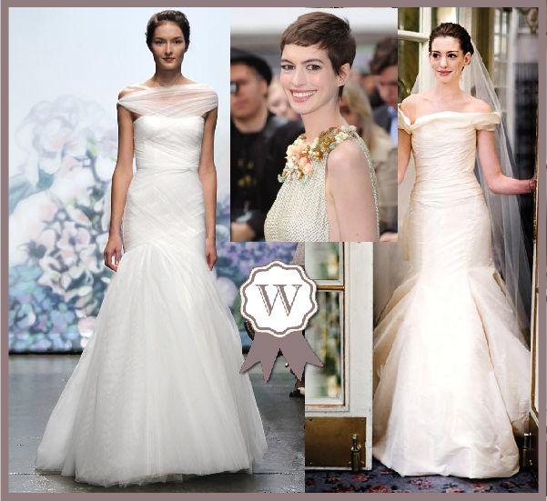 Anne Hathaway Wedding Dress 01