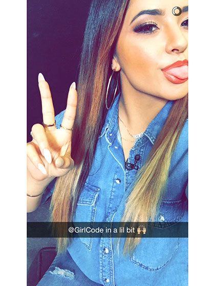 Best girls on snapchat