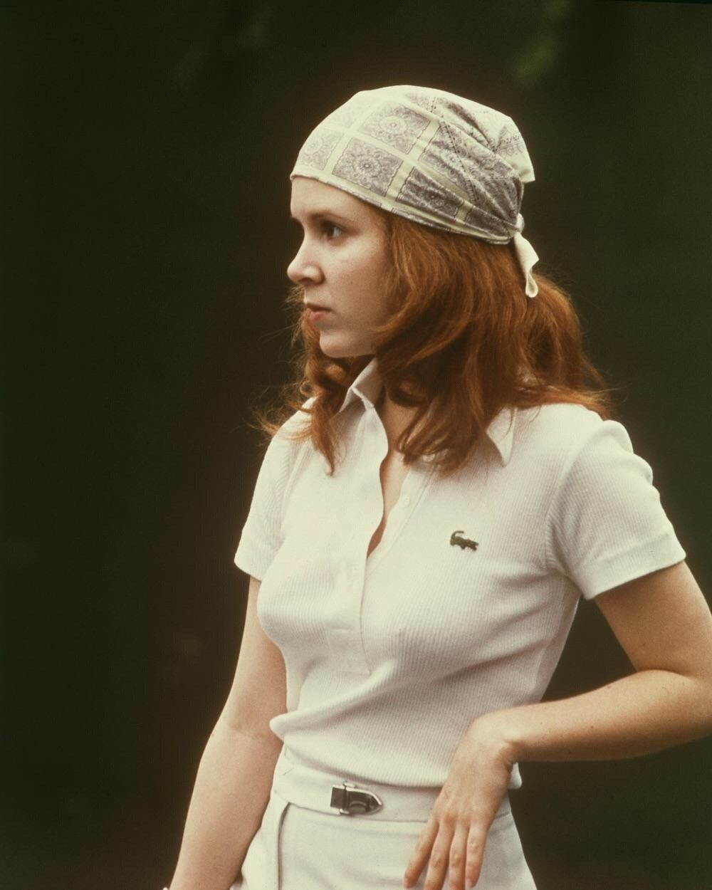 carrie fisher dieulois 1975