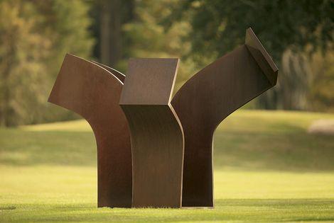 Eduardo Chillida, Consejo al espacio IX, 2000  on ArtStack #eduardo-chillida #art