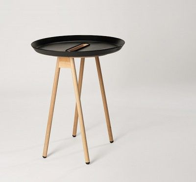 Button Is A Minimal Side Table Designed By Switzerland Based Designer  Fredrik Wærnes.