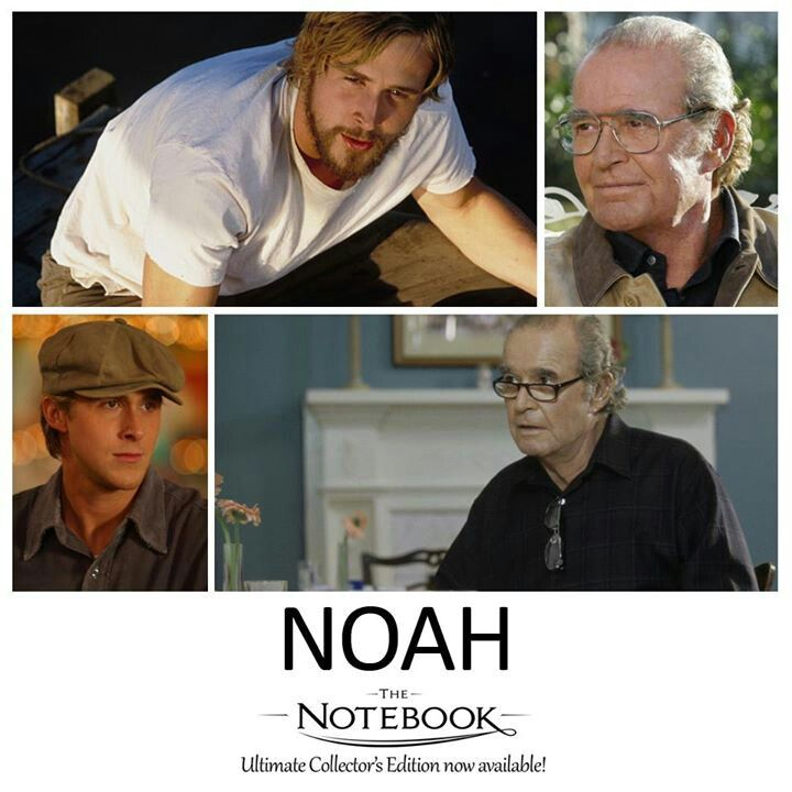 The Notebook | Nicholas sparks, Love story, James garner