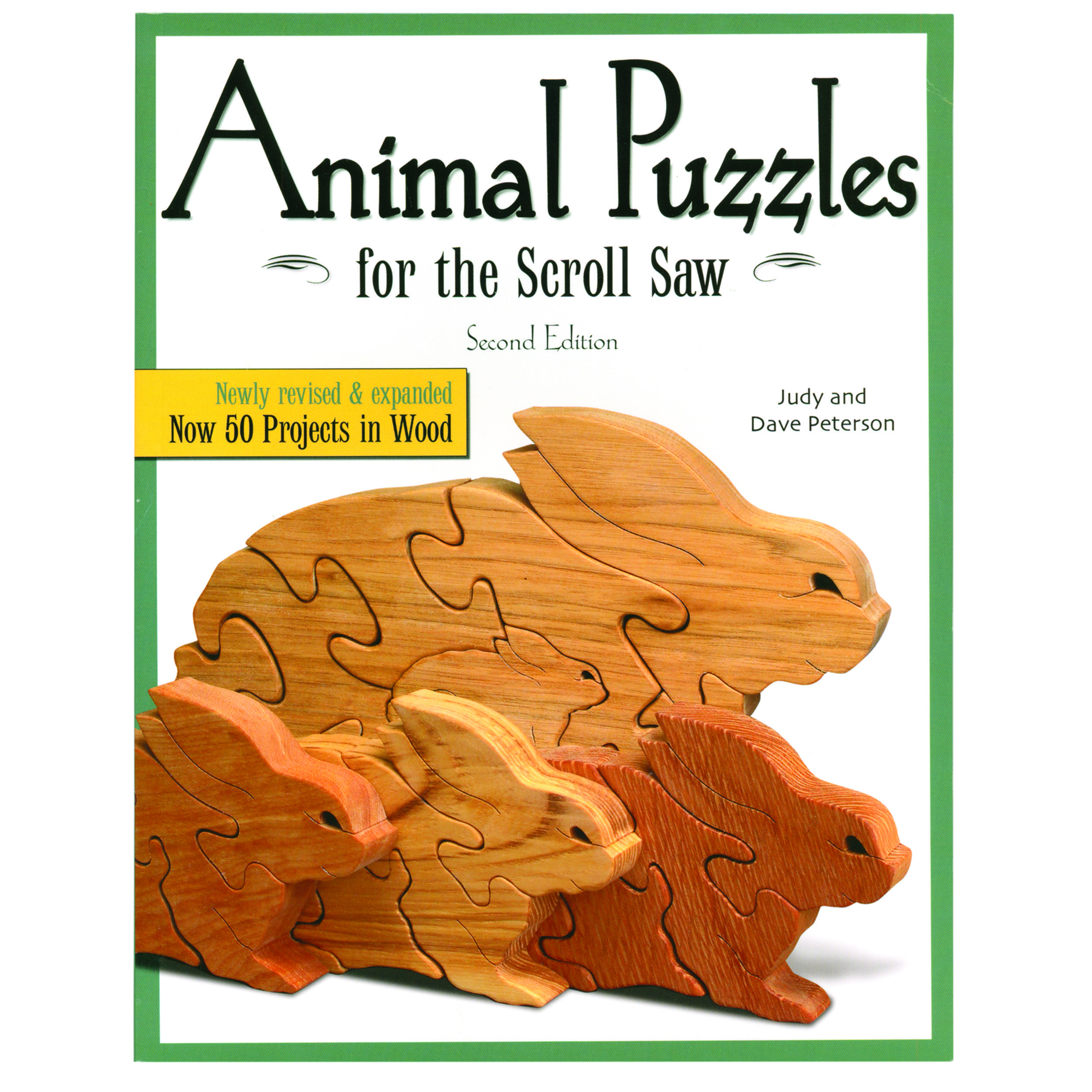 Fox Chapel Animal Puzzles For The Scroll Saw 2nd Edition Scroll Saw Patterns Free Animal Puzzles Scroll Saw Patterns