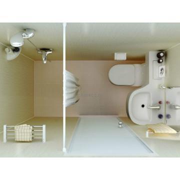 Prefab Bathroom Pods Unit Bathoom
