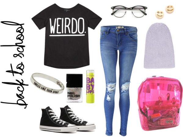 Tomboy Outfits For School - Google Search | Things To Wear | Pinterest | Tomboy Outfits Tomboy ...