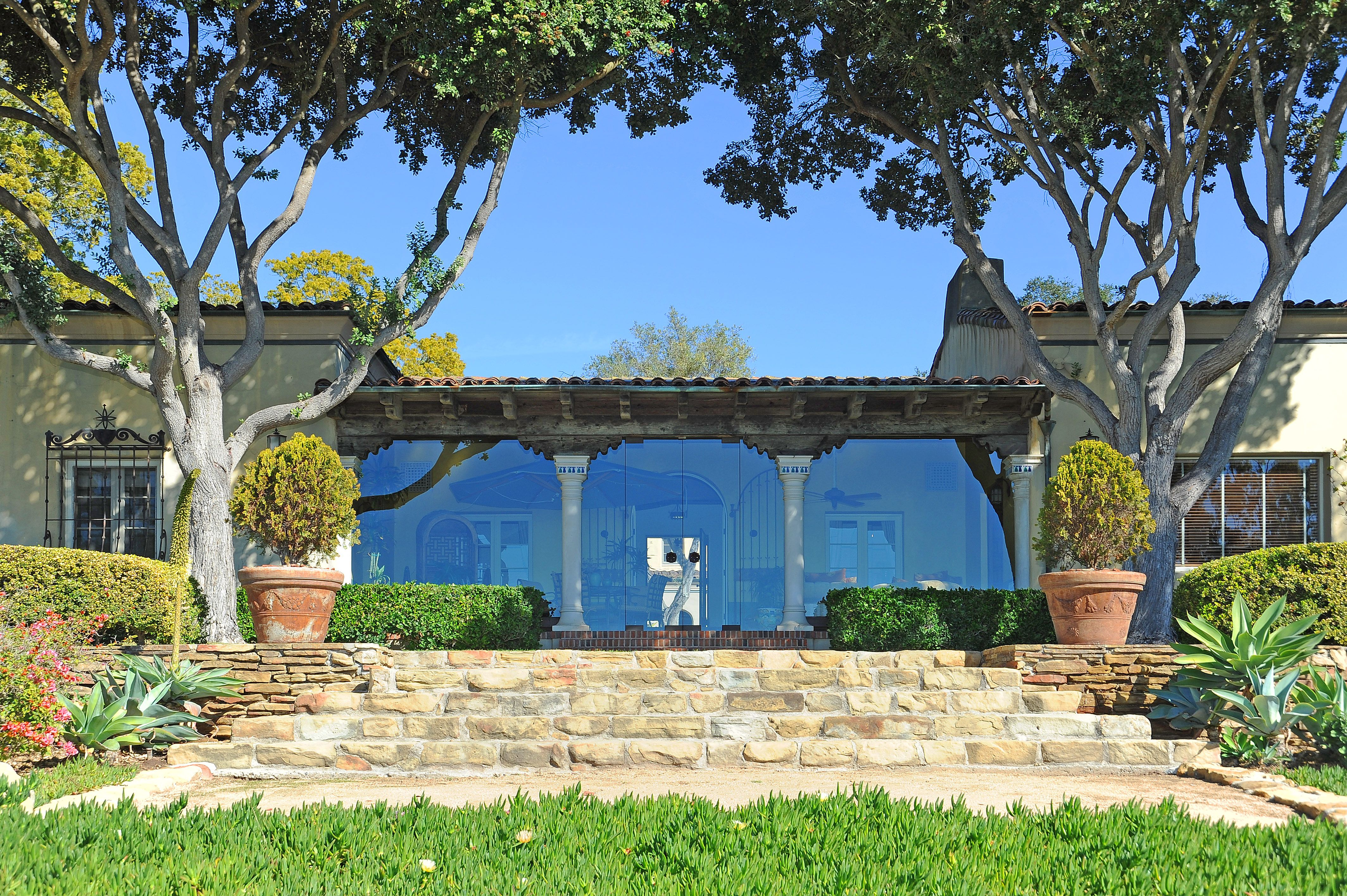Stunning Spanish Revival Is SoCal Living At Its Finest For $17.9M