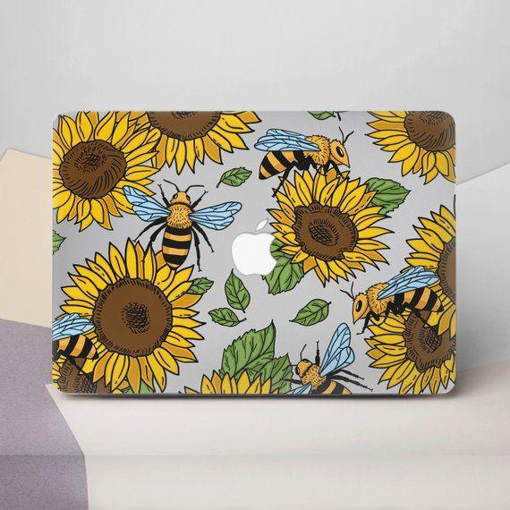 size 40 3a9f4 f7fc6 Sunflowers Macbook Air 13 Case Flowers Macbook Pro 15 Case Macbook ...
