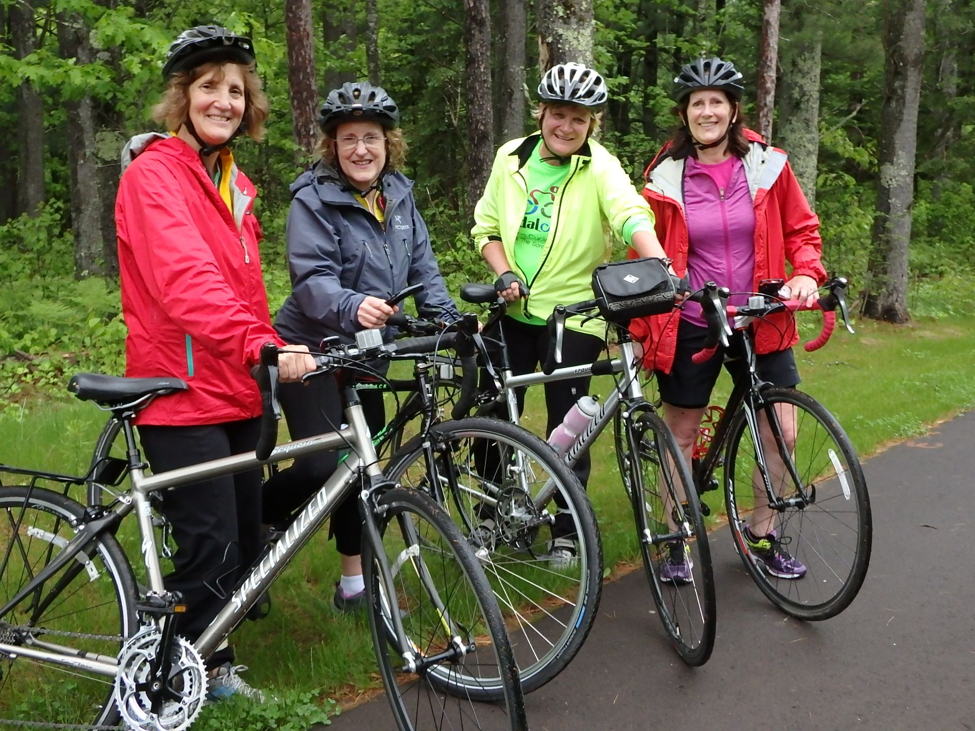 Heart Of Vilas County Bike Over 50 Miles Of Paved Trail Vilas
