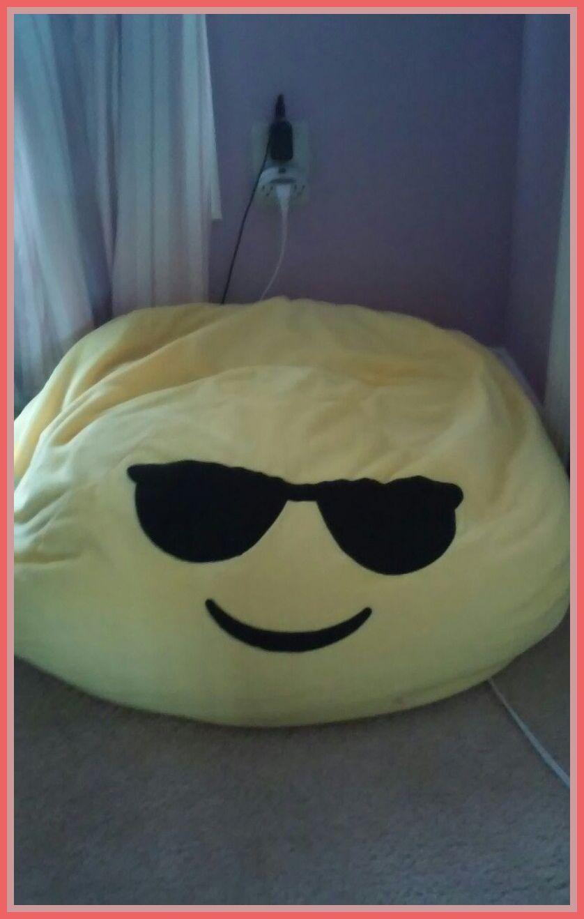 110 Reference Of Gomoji Emoji Silly Bean Bag Chair In 2020 Bean Bag Chair Bean Bag Chair Kids Emoji Bean Bag