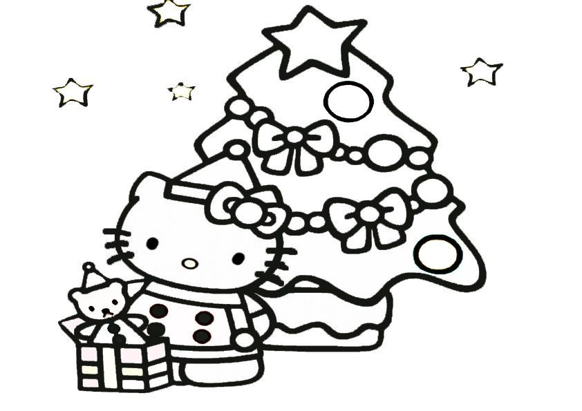Ausmalbilder Kostenlos Zum Drucken Hello Kitty Hello Kit Hello Kitty Digital Stamps