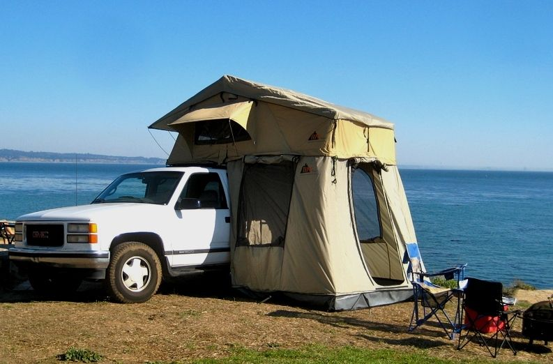 Top-Tent.com - Roof Top Tent Tepui truck car RV trailer motorcycle tents | C&ing | Pinterest | Roof top tent Rv trailer and Roof top & Top-Tent.com - Roof Top Tent Tepui truck car RV trailer ...