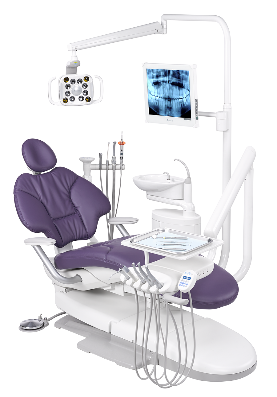 Used Dental Chairs A Dec Dental Chairs Rdh In 2019 Dental Hospital Dental Design