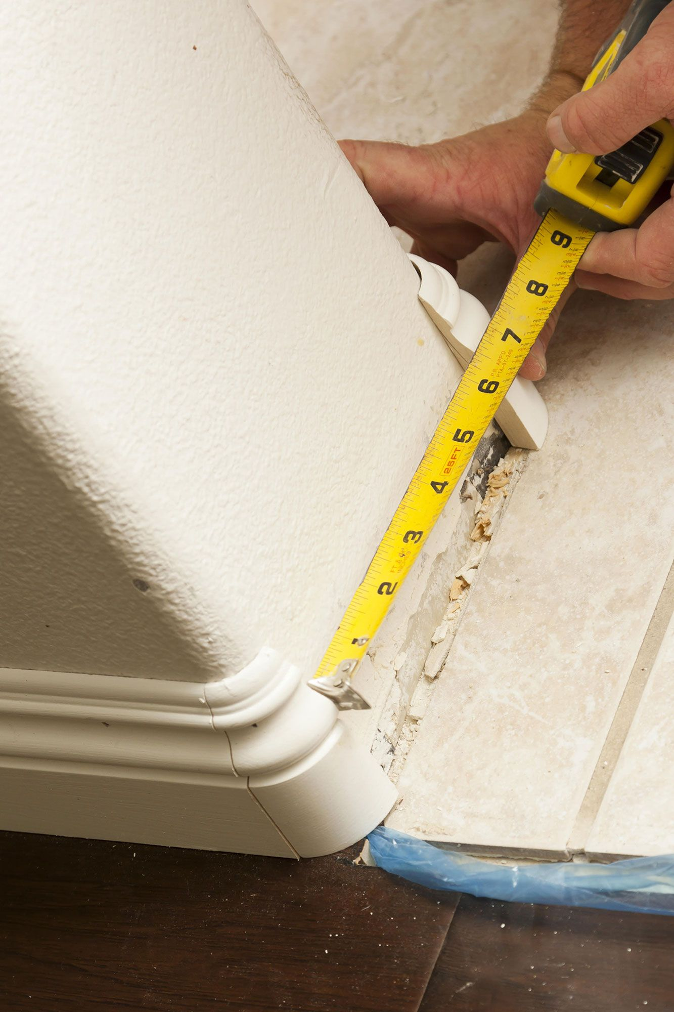 Easy To Install Baseboard Baseboards Moldings And Trim How To