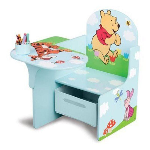 bureau enfant chambre bebe disney