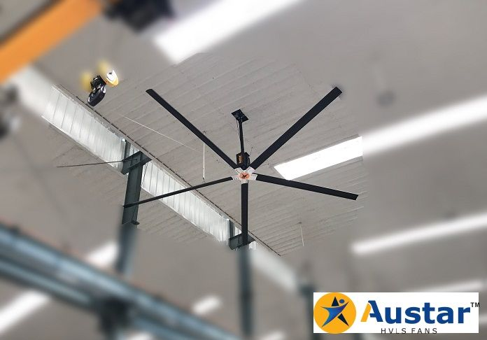 Being One Of India S Leading Manufacturer Of Hvlsfans