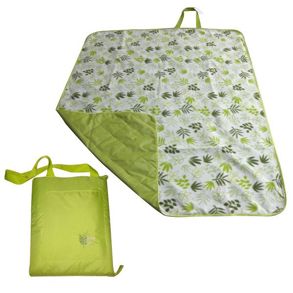 Travel Rug Picnic Blanket...This picnic blanket is essential for everything from days out with the family to camping holidays. Its waterproof backing means the damp ground won't put a damper on your picnic. Convenient to clean.