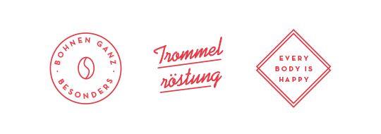 moodley brand identity -Allererste Bohne