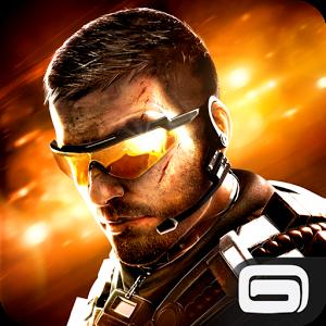 Modern Combat 5 Blackout V1 5 0i Apk Obb Data Android Games Modern Game