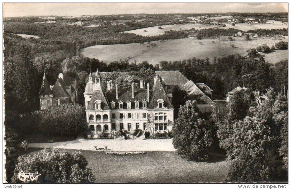 aerienne chateau - Delcampe.net