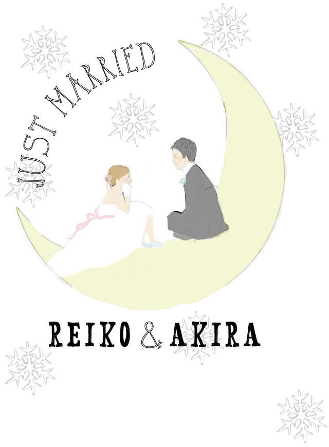 ウェディング イラストオーダー Wedding 結婚式 映像 結婚式 イラスト