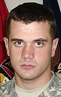 Army Spc. Jacob C. Carroll  Died November 13, 2010 Serving During Operation Enduring Freedom  20, of Clemmons, N.C.; assigned to the 2nd Battalion, 502nd Infantry Regiment, 2nd Brigade Combat Team, 101st Airborne Division (Air Assault), Fort Campbell, Ky.; died Nov. 13 in Zhari district, Kandahar province, Afghanistan, when an insurgent suicide bomber detonated a vest bomb and struck his unit.